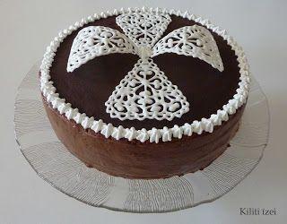 Kiliti ízei: Régóta váratott magára - Éva torta
