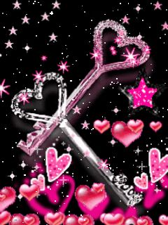 I Love You Glitter | Gif Love immagini gratis, animate e glitter