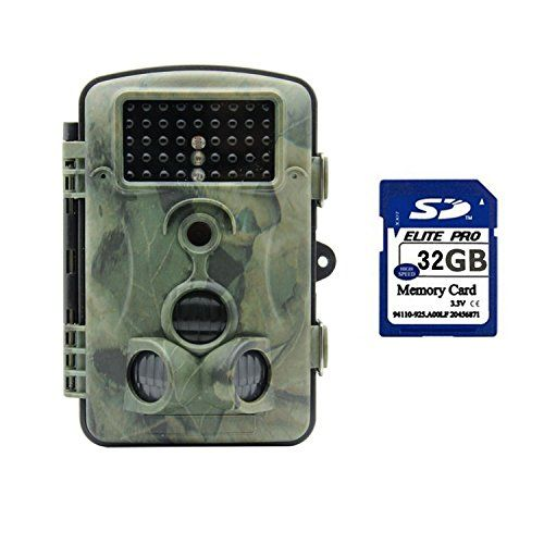 SENWOW 12MP 1080P HD Game and Trail Hunting Camera with 120° Wide Angle Ip54 Waterproof Infrared Night Vision 42pcs IR LEDs Scouting Camera Digital Surveillance Camera - http://huntingequipment.nationalsales.com/senwow-12mp-1080p-hd-game-and-trail-hunting-camera-with-120-wide-angle-ip54-waterproof-infrared-night-vision-42pcs-ir-leds-scouting-camera-digital-surveillance-camera/