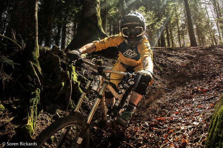 #Downhill #MTB #TLD