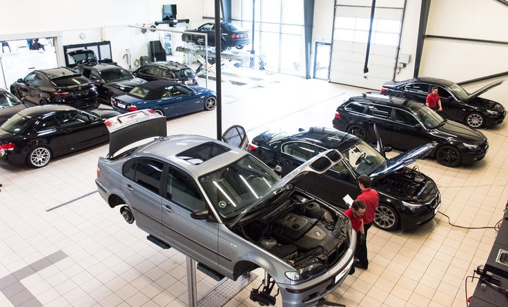 Another day with high cadence at our BMW Specialist workshop in Odense