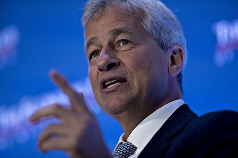 JPMorgan Chase & Co. Chief Executive Officer Jamie Dimon Speaks At The Economic Club Of D.C.