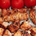 Как приготовить шашлык из курицы по-грузински  - рецепт, ингредиенты и фотографии