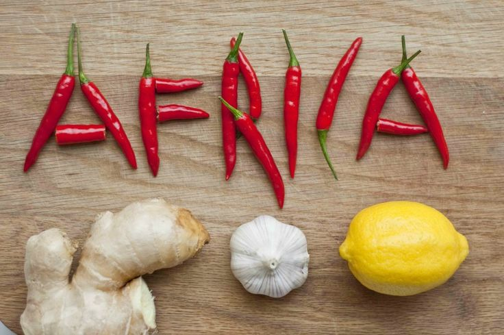 African Cuisine: Between Traditions & Modernity