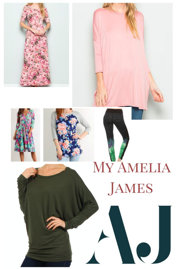 Don't miss out on these unique and cute pieces! From solids to florals; from leggings to active wear; from mid length wrap dresses to floor length; and so much more!! My Amelia James has just what you need and are looking for!!! https://www.facebook.com/myameliajamesbynielle/?ref=aymt_homepage_panel