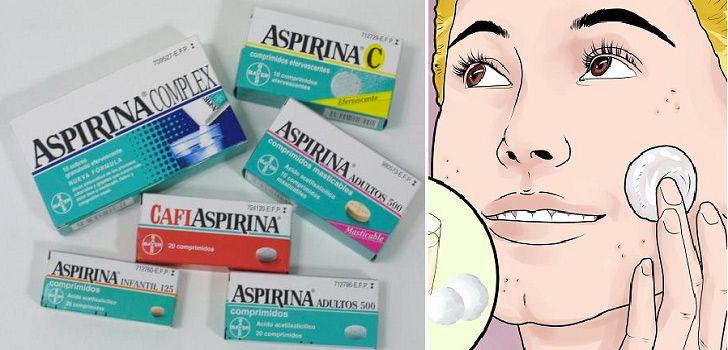 Il potere dell'aspirina non si limita a farci passare il raffreddore. È la scoperta che sta facendo impazzire le donne di tutto il web: l'acido acetilsalic