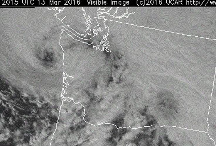 I was in a micro hurricane and thought it was just a really windy day on the water. http://www.seattletimes.com/seattle-news/weather/windstorm-spiraled-like-a-hurricane-weather-service-says/