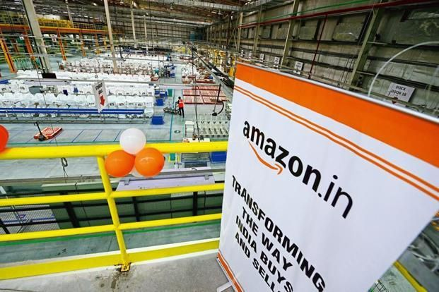 Amazon smartphone sales up 150% over last year in Day 1 of Great Indian Festival Bengaluru: Online marketplace Amazon India on Friday said its sale event has started strongly with gross sales on day one of its Diwali sale in the two key categories of mobile phones and large appliances growing more than 150% compared with last year ...  #amazon    #onlineshopping  #shopping  #online  #money  #people  #life  #love  #marketing  #contentmarketing  #business  #finance  #news  #breaking  #today…