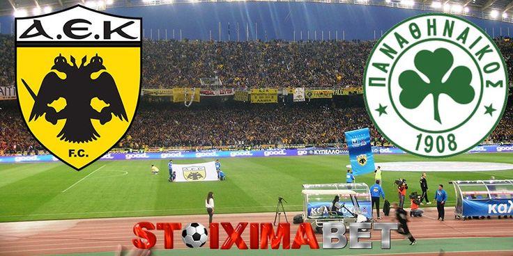 ΑΕΚ - Παναθηναϊκός - http://stoiximabet.com/aek-pao/ #stoixima #pamestoixima #stoiximabet #bettingtips #στοιχημα #προγνωστικα #FootballTips #FreeBettingTips #stoiximabet