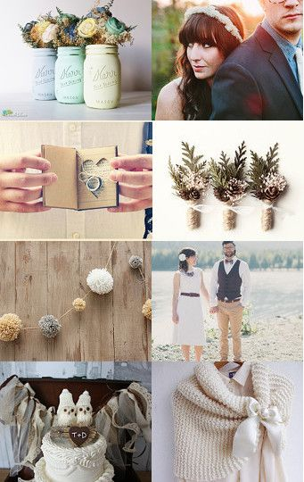 winter wedding decor ideas   winter wedding inspiration   winter wedding wish tree   great collection of finds for your winter wedding decor