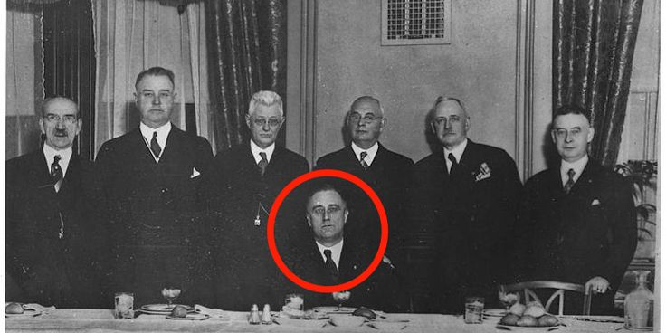 These US presidents were all members of the Freemason secret society.