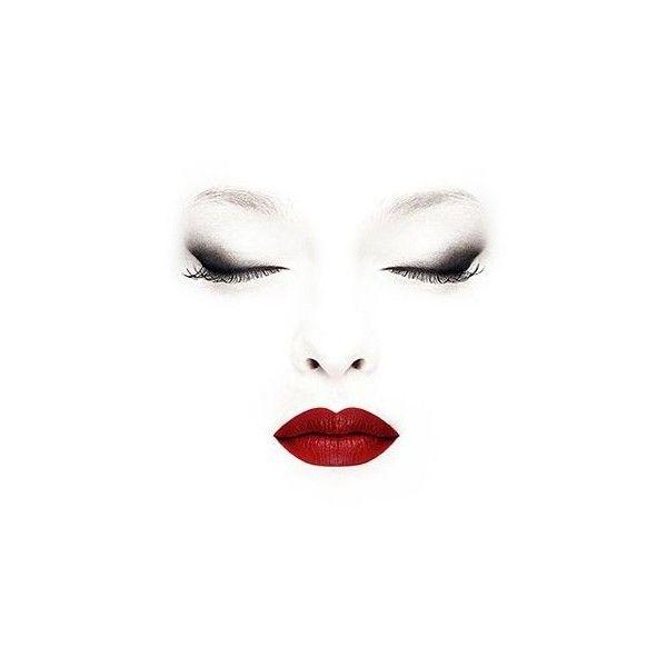 Κόκκινα Χείλη ❤ liked on Polyvore featuring makeup