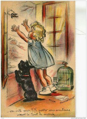 Théophile Va vite mon Fifi porter mes meilleurs voeux à tout le monde Baby girl releases her birdie