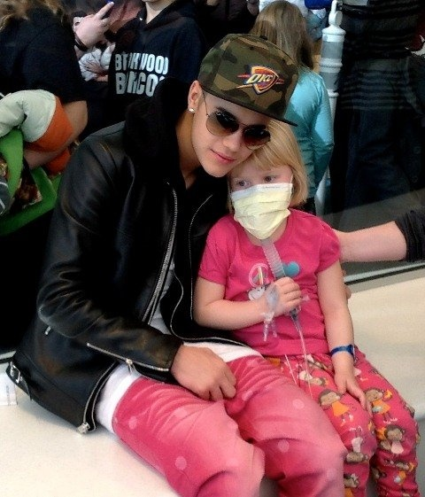 Do you have Bieber Fever - Cause we sure did. Check out how Justin Bieber surprised the patients of Children's Hospital of Atlanta with a visit! #childrensatl