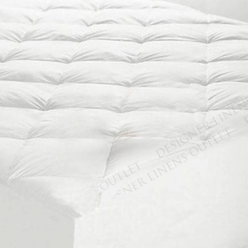 Luxury Home Super Soft Hypoallergenic Down Alternative Mattress Topper
