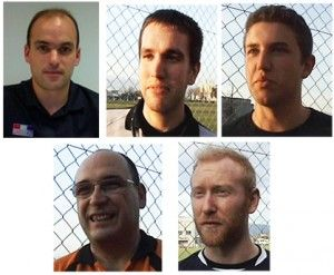 Listen to Tchoukball referees, what is the most difficult aspects of the job and why they like it.
