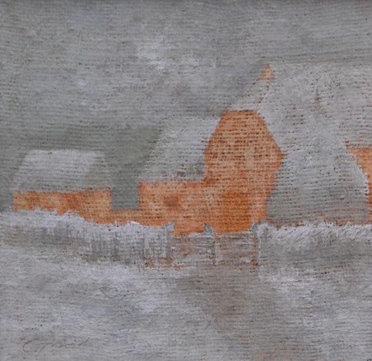 Iarnă – Cozmin Movilă – 2667 lei   EliteArtGallery - galerie de artă