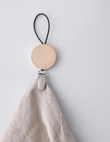 Aarikka Pointti towel clip: Pointti towel clip