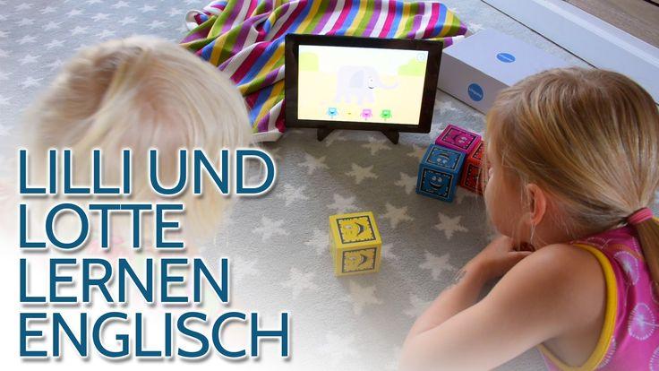 Lilli und Lotte lernen Englisch | Vorstellung: Lingumi Play