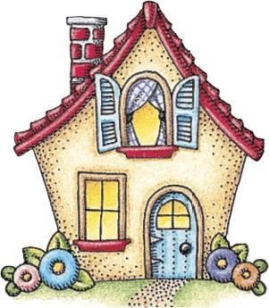 17 Best images about CLIPART - HOUSES AND BUILDINGS on Pinterest ...