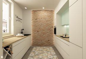 double sided kitchen | Kuchnia styl Vintage - zdjęcie od design me too