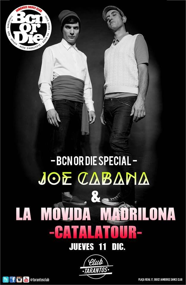 Bcn Or Die Special + La Movida Madrilona