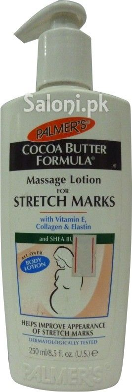 PALMER'S MASSAGE LOTION FOR STRETCH MARKS 250 ML Saloni™ Health