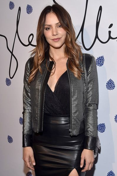 17 Best Ideas About Katharine Mcphee On Pinterest Shoulder Length Layered Hair Medium Layered