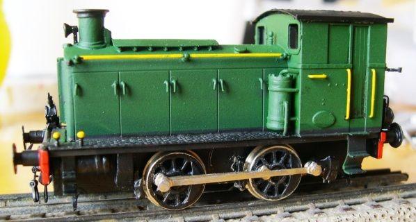 3.5mm HO scale kits - Quality Model Railway Kits