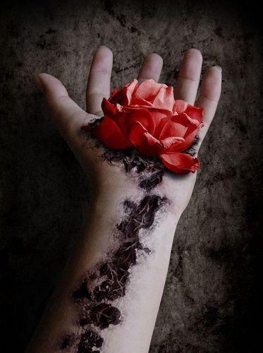 Suicide by Omille.deviantart.com on @deviantART