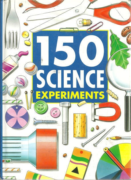 7th Grade Science Fair nearly killed the parents two years in a row. This book will save lives.