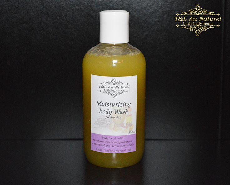 Our Moisturizing bodywash has been created with dry skin in mind, our natural showergel base has no chemicals, sls or other drying ingredients and when you add our special blend of amazing essential oils of rosemary, rosewood, palmarosa, sandalwood and neroli your body will look and feel amazing.