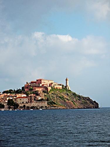 Portoferraio, Elba, www.tendi.nl/italie