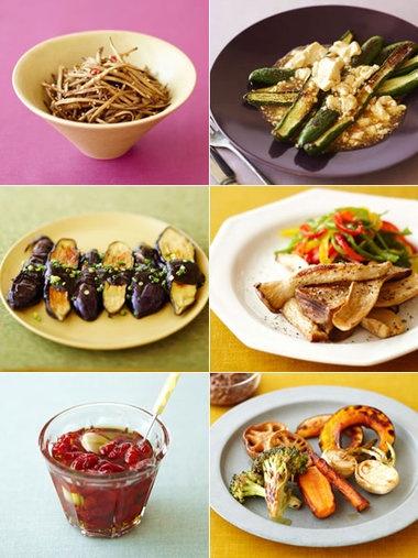 【ELLE】「干し野菜」のデトックスレシピ|エル・オンライン