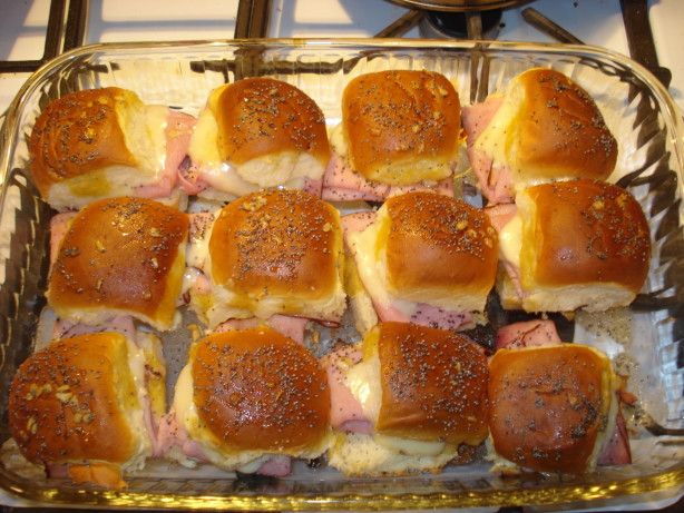 Make and share this The Best Ham Sandwiches Ever recipe from Food.com.