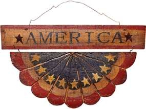 Americana Decor Americana Home Accessories Country Patriotic Decor