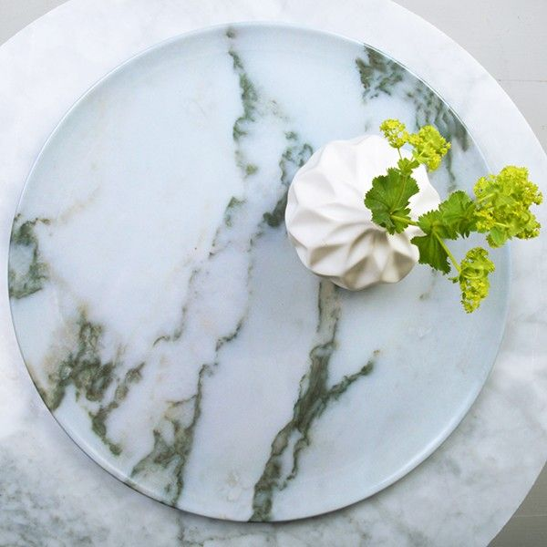 Marble Melamine Tray - available from MiaFleur