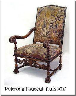Decoração de Interiores: O estilo Luís XIV