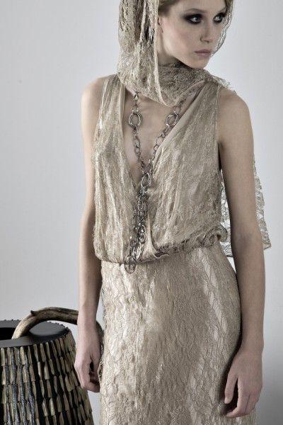 Vestiti da sposa 2015-Marina Mansanta