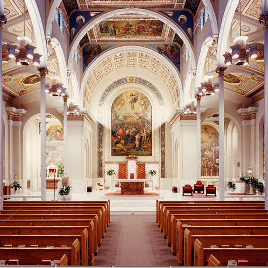St. Peter Cathedral, Scranton, PA | Churches & Cathedrals ...
