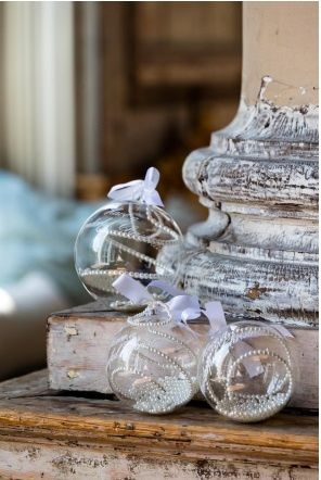 riviera maison pretty pearl ornament