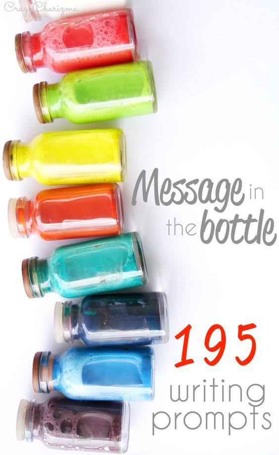 Message in a bottle essay