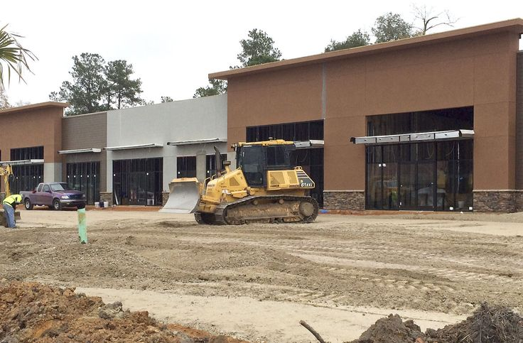 A new strip mall is expected to open in the spring or summer of 2018 near Claflin and South Carolina State    St. Matthews Square, located on 1.5 acres at 1580 St. Matthews Road, will include retailers American Deli; Affordable Dental; Kings Nail salon; and mobile phone retailer Boost Mobile, according to property owner Paul Ha.