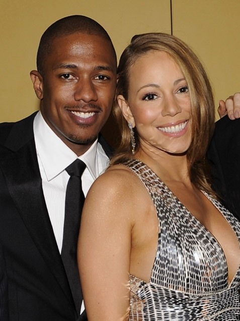 """Nick Cannon says, """"I didn't have to put on my Mac Daddy suave move. I was able to be myself with her. We are both eternally 12 years old.""""  Awww. Sooo sweet! :)"""