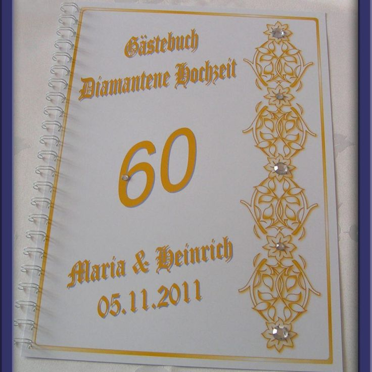 Einladungskarten Diamantene Hochzeit Kostenlos