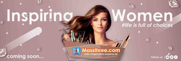 Revitalizing beauty for your changing skin. Where #Beauty is created. Massthree.com #Makeup #Colorful #BestCosmetic #GearUp #FollowUs- fb.me/MassthreeEshopPvtLtd