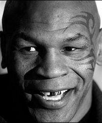 """Майкл Дже́рард «Майк» Тайсон (англ. Michael Gerard """"Mike"""" Tyson; 30 июня 1966, Бруклин, Нью-Йорк, США) — американский боксёр-профессионал, выступавший в тяжёлой весовой категории; один из самых известных и узнаваемых боксёров в истории мирового бокса."""