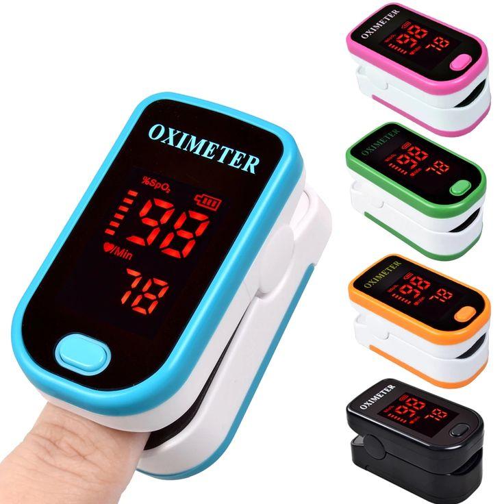 Digital finger pulse oximeter pulse oximeter oxygen