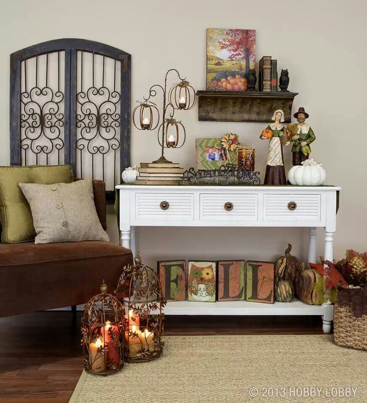 Living Room Decor Hobby Lobby