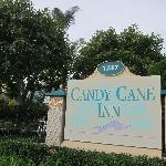 This is where we are going to stay.  I HIGHLY recommend the Candy Cane Inn.